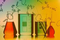 Glassware Stock Image