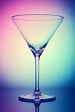 Glassware - Coctail Glass Stock Photography
