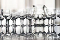 Glassware Stock Photos