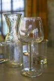 Glassware Royalty Free Stock Image