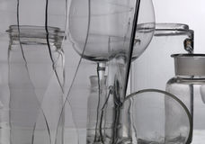 Glassware Stock Images