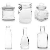 Glassware set Royalty Free Stock Photo