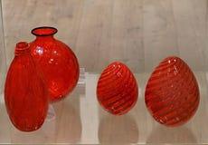 Glasswares Stock Image