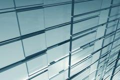 Glassy Background Stock Image