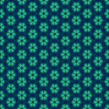 Glassy lights background. Raster Glassy lights background in green color Stock Photo