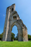 Glastonbury Abbey Stock Photos