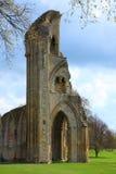 Glastonbury Abbey Stock Photography