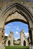Glastonbury Abbey Stock Image