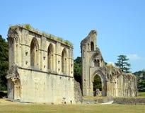 Glastonbury Abbey Royalty Free Stock Image