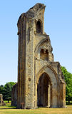 Glastonbury Abbey Royalty Free Stock Photography