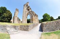 Glastonbury Abbey Royalty Free Stock Photography