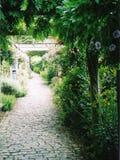 glastonbury banawell Royaltyfri Bild