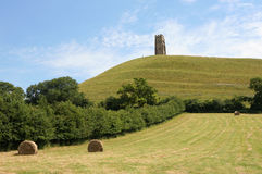 Glastonbury Tor Royalty Free Stock Image