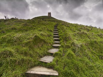 Free Glastonbury Tor Stock Image - 333951