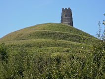 Glastonbury Tor royalty free stock images