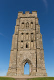 Glastonbury Tor Somerset UK Stock Photos