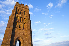 Glastonbury Tor Royalty Free Stock Photography