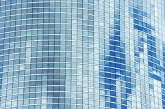 Glastoren Royalty-vrije Stock Afbeeldingen