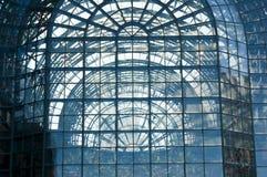 Glaswand Lizenzfreies Stockfoto