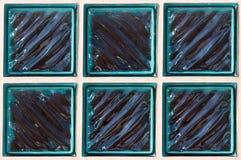 Glaswand stockfotos