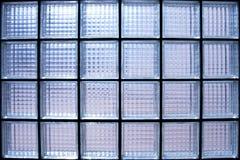 Glaswand Lizenzfreie Stockfotos