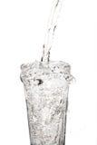 Glaswater Royalty-vrije Stock Fotografie
