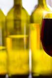 Glaswein Stockfoto