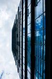 Glaswolkenkratzer Lizenzfreies Stockfoto