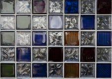 Glasziegelsteine Lizenzfreie Stockbilder