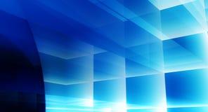 Glaszusammenfassung Stockfoto