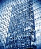 Glaszwischenwand Lizenzfreies Stockfoto