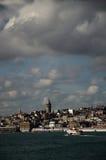 Glata-Turm Lizenzfreies Stockbild