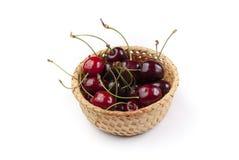 glatt Cherry Arkivbild