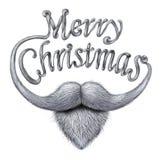 glatt julbegrepp stock illustrationer