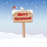 glatt tecken för jul vektor illustrationer