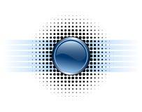Glatte Tastenauslegung Lizenzfreies Stockfoto