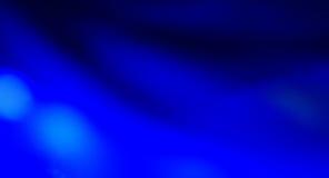 Glatter dunkelblauer Abstraktionshintergrund Stockfotografie