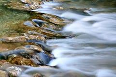 Glatter Fluss Lizenzfreie Stockbilder