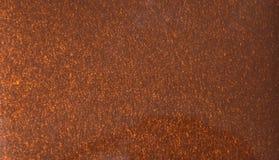 Glatter monophonischer Hintergrund Browns metallisch Beschaffenheit Selektiver Fokus stockbilder