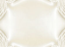 Glatter Satin-Hintergrund Lizenzfreies Stockbild
