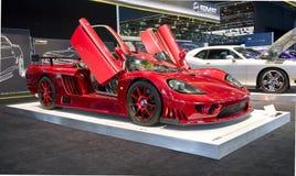 Glattes Sport-Auto Lizenzfreies Stockbild