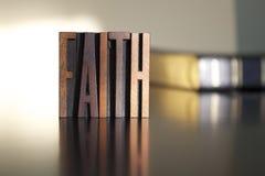 Glaube stockbilder