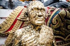Glaube in Buddha Stockfotografie