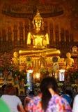 Glaube an Buddhismus Lizenzfreies Stockbild