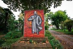 Glaube im Kommunismus Stockfoto
