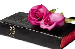 Glaube und Romance Stockfotografie