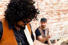 Glauben Sie der Musik Lizenzfreies Stockfoto