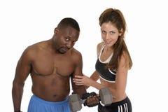 Glauben Sie jenen zweiköpfigen Muskeln! Lizenzfreie Stockfotos