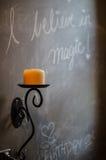 Glauben Sie an Magie stockfotos
