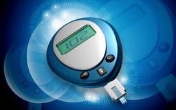 Glauco meter Royalty Free Stock Photos